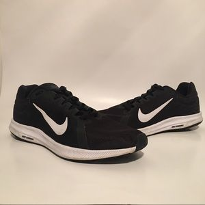 Men's Nike Downshifter Black Training Shoes
